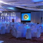 Elegant corporate awards
