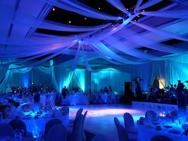 """Ceiling Enhancement"" ""White Dance Floor"" ""Intelligent Lighting"""